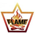 Flame Parts, Replacement Part, Fireplace, Wood Stove, Repair, SBI