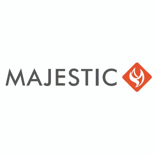 Majestic Parts, Fireplace Replacement Part, Wood Stove, Gas Log Set