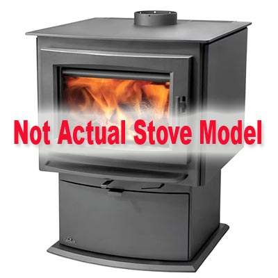 Windsor Large Steel Wr2000l02 Majestic Wood Burning Stove Parts At
