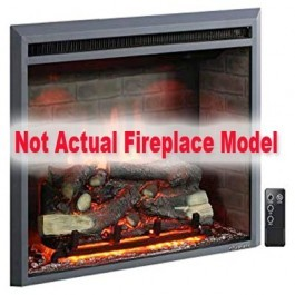 He420 Pyromaster Electric Fireplace, Electric Fireplace Repair Parts