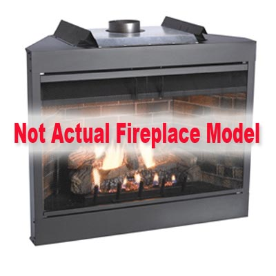 Db24 Monessen Gas Vent Free Fireplace Parts At