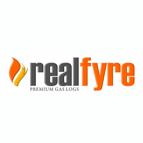 Real Fyre gas log parts